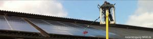 Solarreinigung NRW - Solarreinigung und Photovoltaik Reinigung Technik